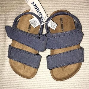 Old Navy Shoes - Unisex Old Navy Velcro Sandals